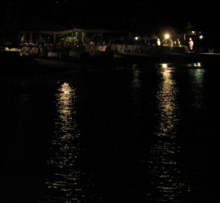 Dark of Night ~ Photo by Patrice