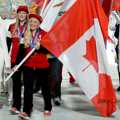 Sochi Closing Ceremonies 2014 ~ AFP PHOTO / PETER PARKSPETER PARKS/AFP/Getty Images