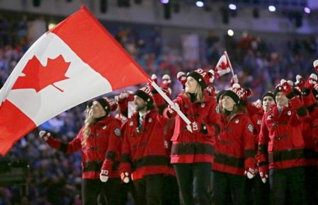 Sochi Olympics Opening Ceremony ~ AP Photo/Matt Dunham