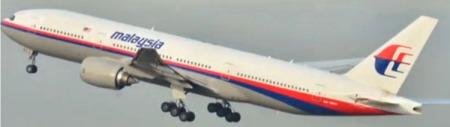 Malaysia missing flight ~ Photo courtesy thestar.com