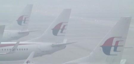Malaysian missing flight ~ Photo courtesy thestar.com
