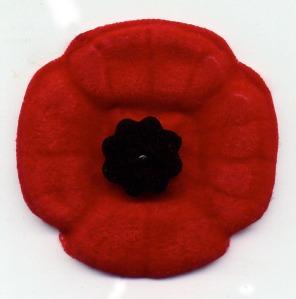 Veteran's Poppy