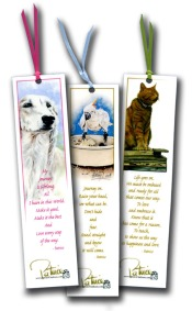 Patrice's Affirmation Bookmarks
