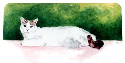 My Heart Aches ~ Watercolour Art by Patrice
