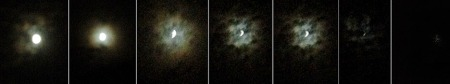 Eclipse of the Moon ~ Photos by Patrice