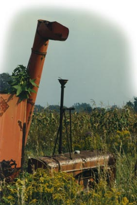 Old Farm Machinery ~ Photo by Patrice