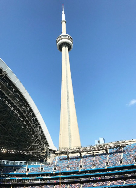 Blue Jays Game ~ Photo by Patrice